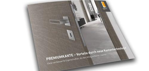 Broschüre CPL-Türen mit Premiumkante