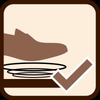 Icon-Laufruhig