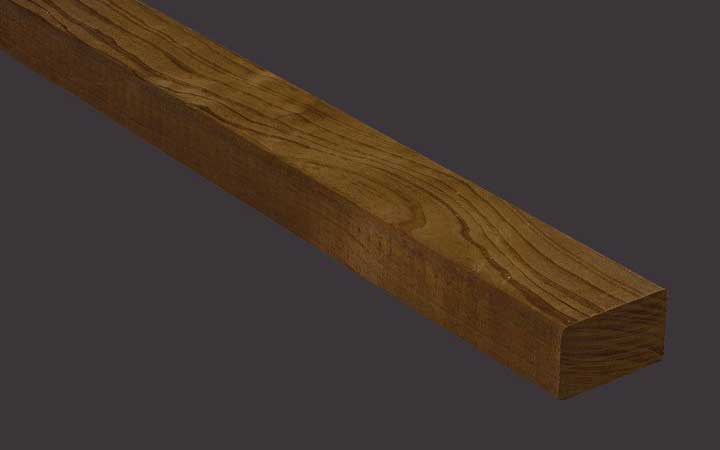 Holzterrasse Unterkonstruktion Kebony Cleas