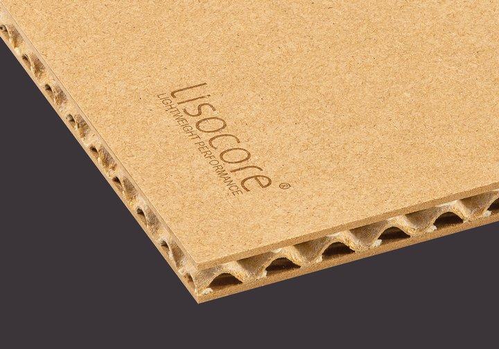Leichtbauplatten Lisocore Hdf