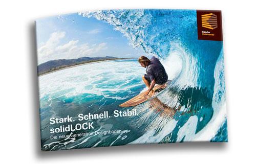 Broschuere SolidLOCK Rigid-Vinylboden